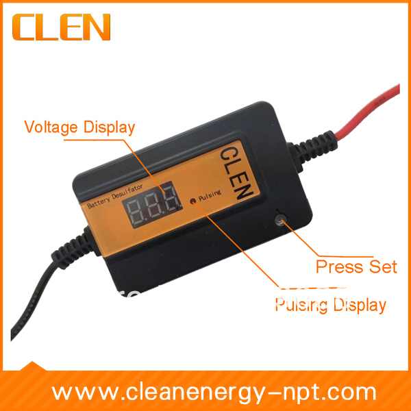 Free shipping via EMS ! Auto Pulse Desulfator for lead acid batteries, battery regenerator, to revive and rejuverate the battery<br><br>Aliexpress