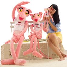 1 шт. 1 #50 см каваи НИКИ РОЗОВАЯ ПАНТЕРА кукла плюшевые игрушки лучшие подарки для девочек завода оптовая