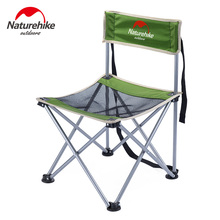 NatureHike Camping Chair Portable Fishing Folding Chairs Lightweight Chair For Hiking Fishing Picnic Barbecue Vocation(China (Mainland))