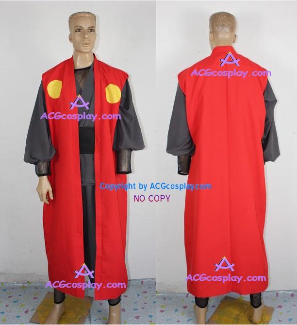Naruto Mount Myoboku Jiraiya Cosplay Costume Cosplay365buy anime