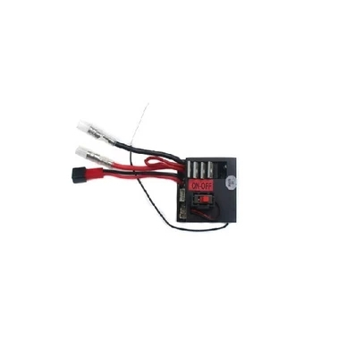 Free Shipping Wltoys A949 A959 A969 K929 1/18 2.4G RC truck RC car spare part ESC+2.4G receiver(China (Mainland))