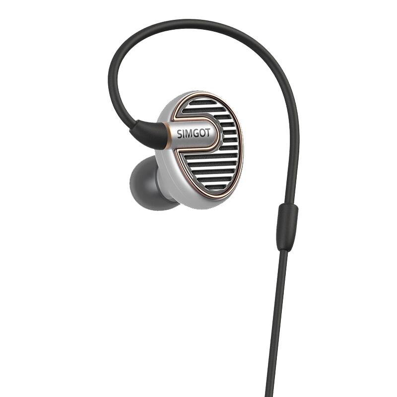 2016 New 100% Original SIMGOT EN700 In Ear Earphone DIY HIFI DJ Earphone Headset Hot Copper Bird Earphone Free Shipping(China (Mainland))