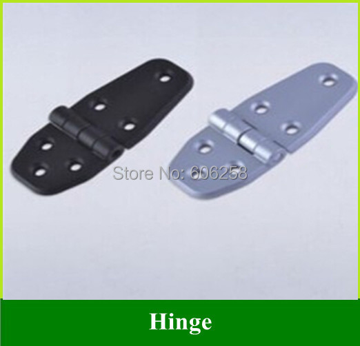 Cabinet Door Hinge / Surface Mounted Door Hinges / Equipment / Electrical Cabinet Hinges 10PCS(China (Mainland))