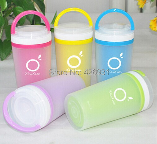 Promotional 400ml water bottle with printing custom kettle Free shipping corporate gift giveaways advertising drinking bottle(China (Mainland))