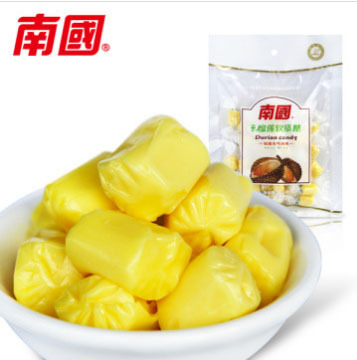 Гаджет  Free shipping Hainan specialty espresso durian candy sugar candy sugar 150g soft bag Snack Snack None Еда