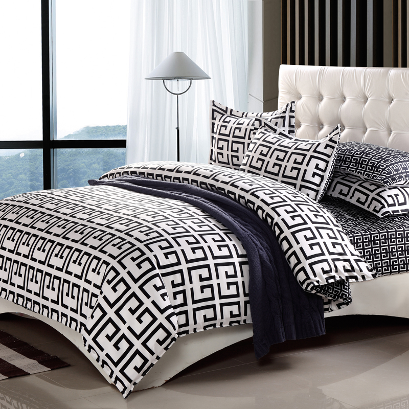 Pieces Bed Set Paris