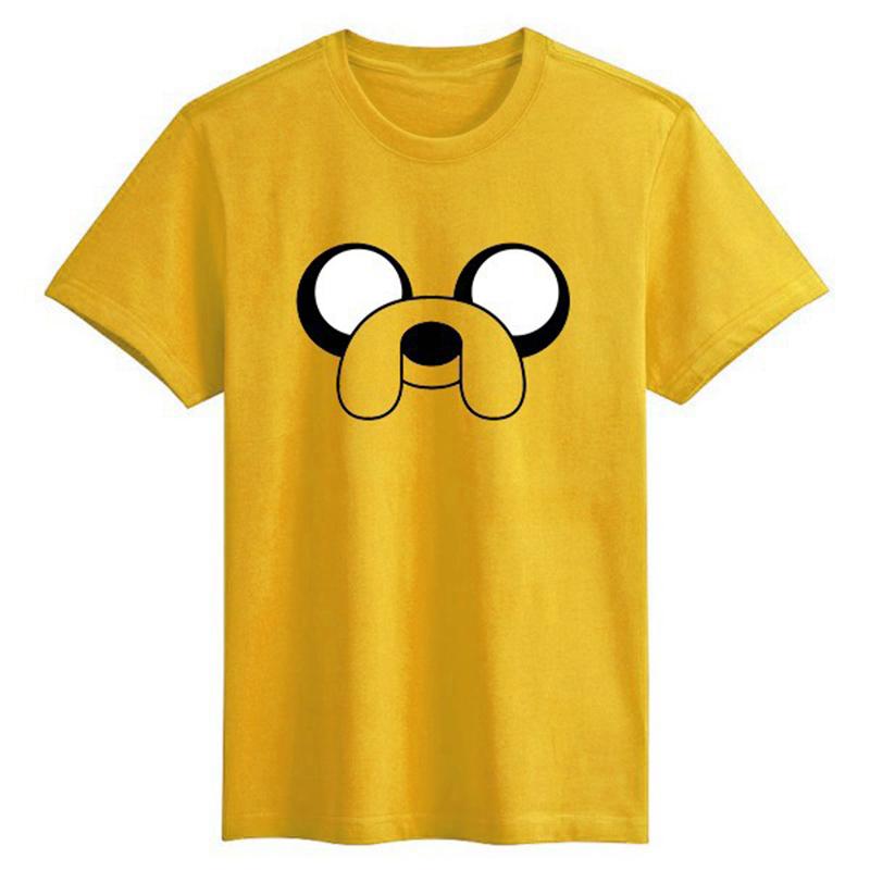 Funny Harajuku Sitcoms Adventure Time Shirt Men Jack Basic T Shirt BMO Who Wants To Play Video Games T-Shirt Mens Clothing(China (Mainland))
