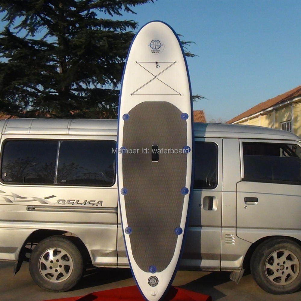 hot sale stand up paddle surfboard inflatable sup board(China (Mainland))