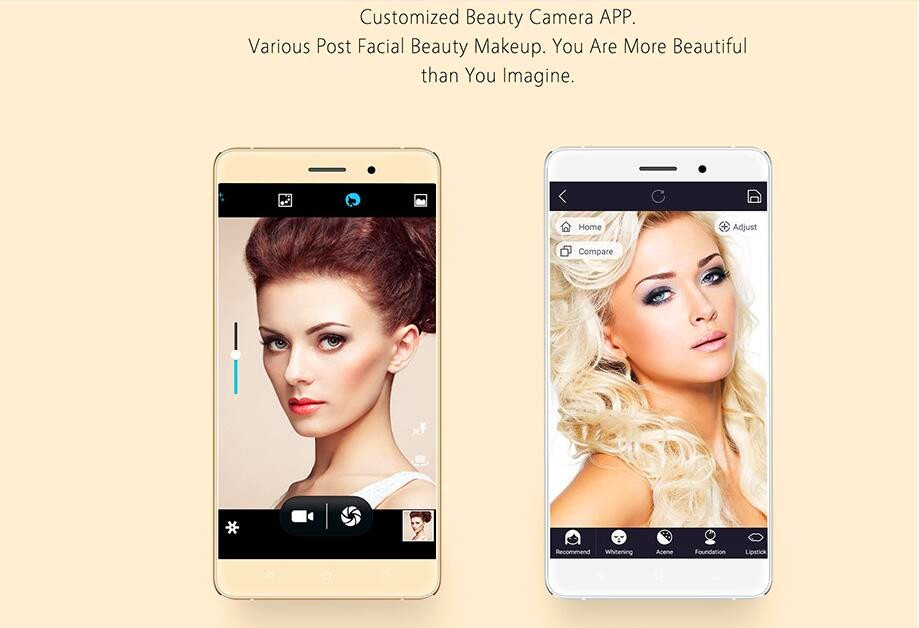 "Original Bluboo Maya 3G WCDMA MTK6580A Quad Core 1.3GHz Android 6.0 5.5""HD 1280x720P 2GB RAM 16GB ROM Dual SIM Mobile Phone"