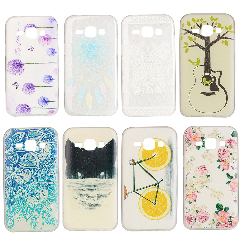 Mobile Phone Cases Covers Samsung Galaxy J1 Case 2015 Duos SM-J100F J100 J100F J100H J100FN J100H/DD J100H/DS J100M J100MU