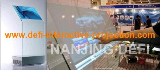 """37"""" Interactive Dual touch foil Film through glass, adhesive touch screen film(interactive application),(China (Mainland))"""