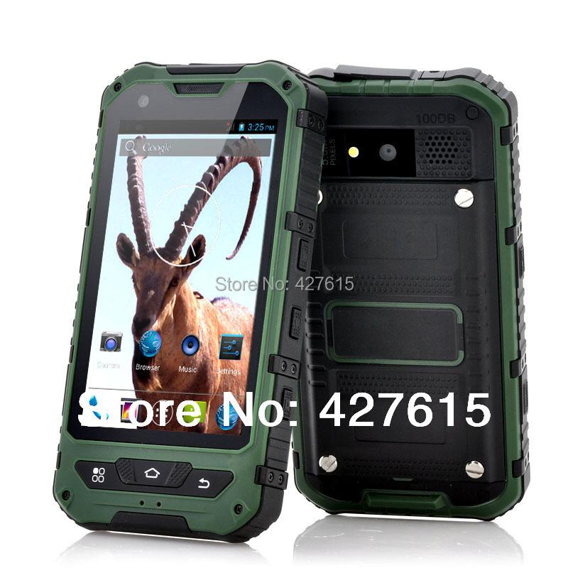 A8 ip67 shockproof cellular Dustproof cell phone Outdoor telephone rugged mobile phones waterproof smart phone waterproof(China (Mainland))