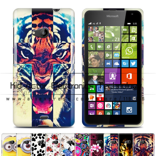 Чехол для для мобильных телефонов DSC nokia lumia 535 Microsoft lumia 535 For nokia lumia 535 interstep для microsoft lumia 535
