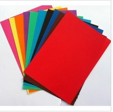 free shipping 4bags/lot  8K DIY colorful children sand paper ,fashion children toy(China (Mainland))