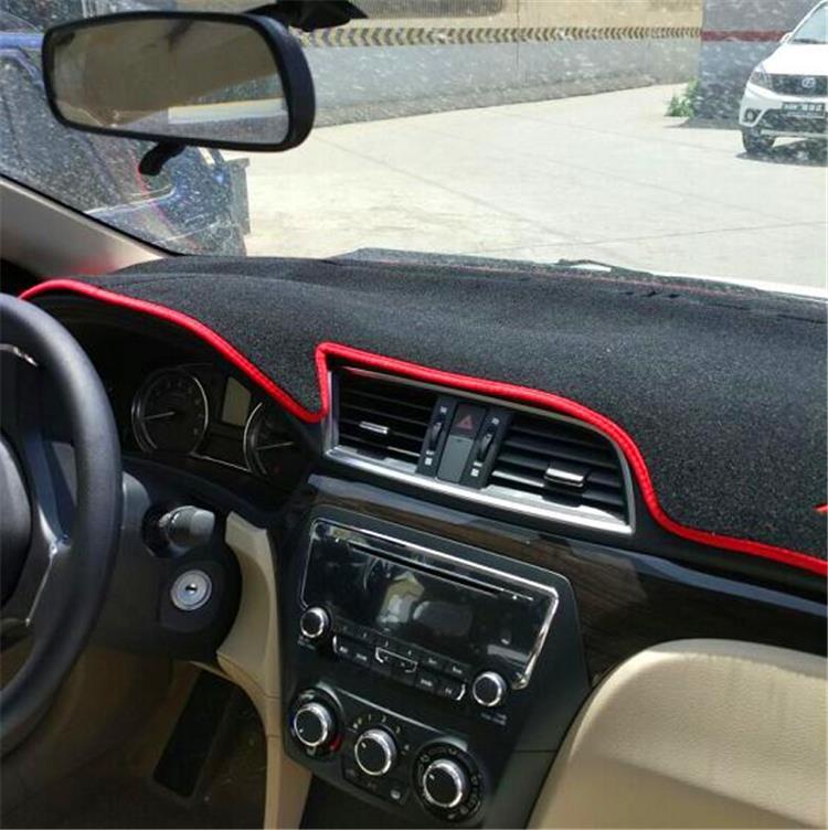 car dashmats car-styling accessories dashboard cover  for Suzuki Ciaz Alivio 2014 2015 2016