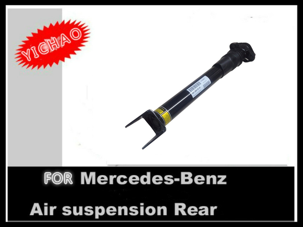 FIT FOR Mercedes Benz W164 REMANUFACTURED OE M-Class Rear Shock Absorber WITHOUT ADS