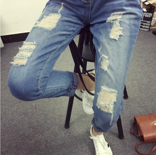 Женские джинсы New brand
