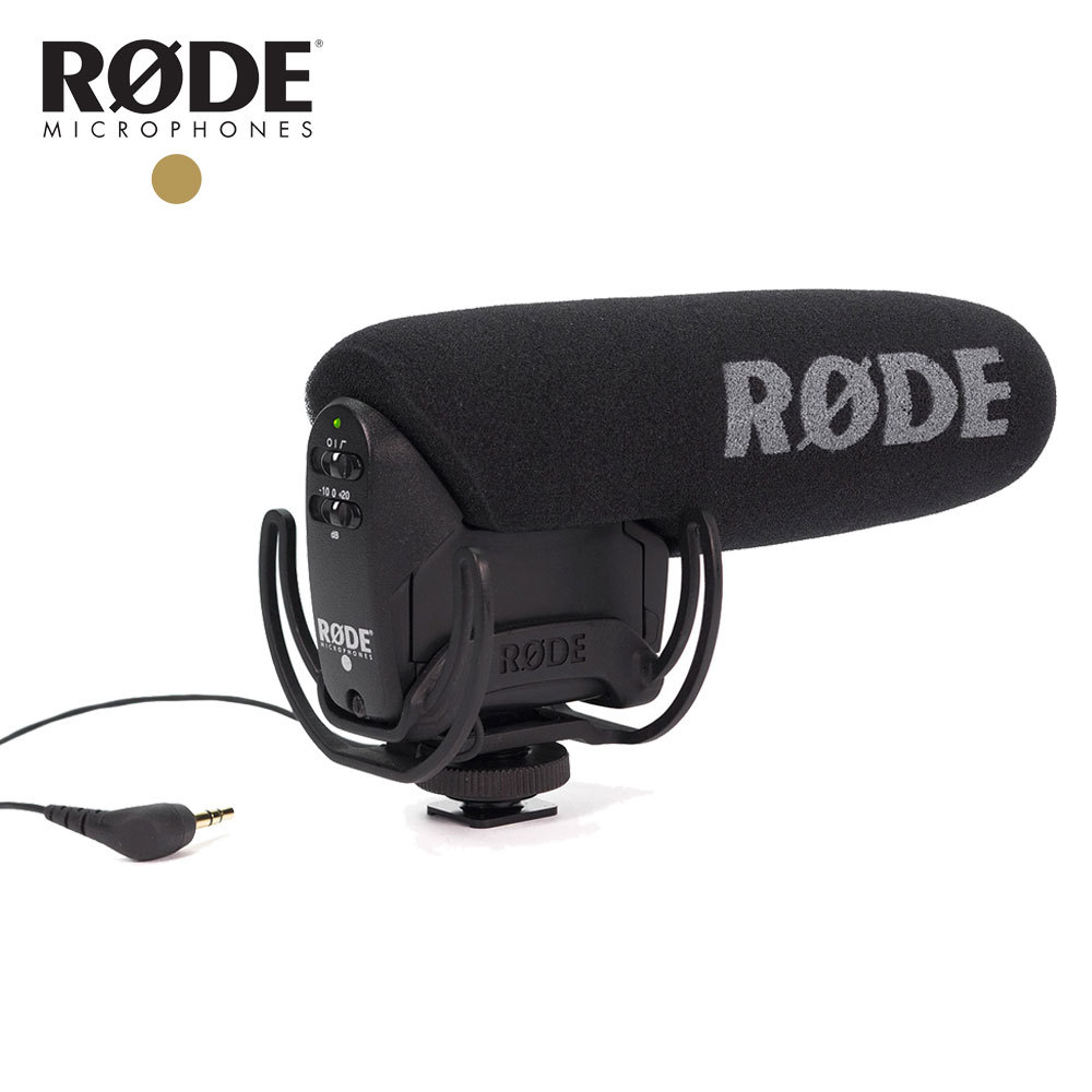 NEW upgrade RODE VideoMic Pro Broadcast Recording Quality Condenser Microphone for Canon Nikon Sony DSLR Cameras<br><br>Aliexpress