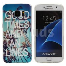 Wholesale for Samsung Galaxy S7 G930 TPU Case Good Times Painting Soft TPU Case for Samsung Galaxy S7 G930 Factory Price(China (Mainland))