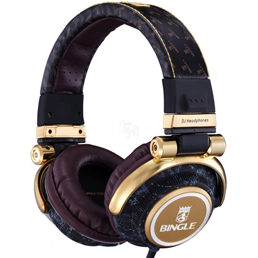 Original Bingle I365 Portable Noise Isolating DJ Hifi Music Sharing Headset Bass Stereo Headphone with Microphone for computer