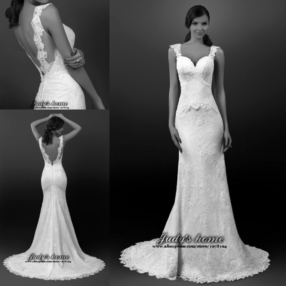 Dress pattern low back images for High low wedding dress patterns