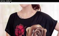 Женская футболка SINDAX OEM 2015 O SHP-YHQ