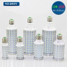 E27 5730 SMD LED Corn Bulb Aluminum PCB Cooling LEDs lamp Indoor Spot light No Flicker 85V-265V 10W 15W 20W 25W 30W 40W 50W 60W(China (Mainland))
