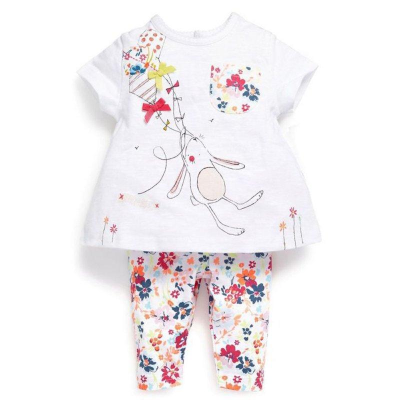 Cotton Blend 2Pcs Set Vaenait Baby Toddler Kid Boy Girls Clothes Sleepwear Pajama Set