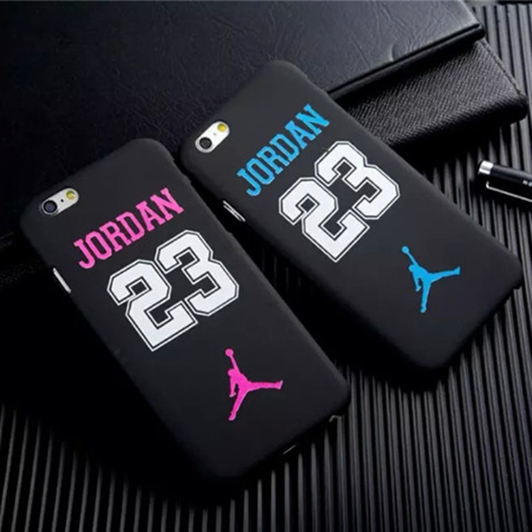 "New Transparent NBA Basketball Star Michael Jordan No 23 jersey Mobile Protective Phone Case Cover for iphone 6 4.7""6 plus 5.5""(China (Mainland))"