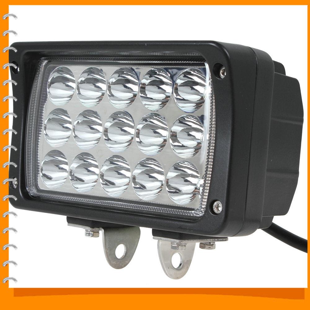 Дневные ходовые огни - 2925LM 45W 15 x 3 Offroad Epistar /atv система освещения brand new 50 288w offroad 4wd atv 4 x 4