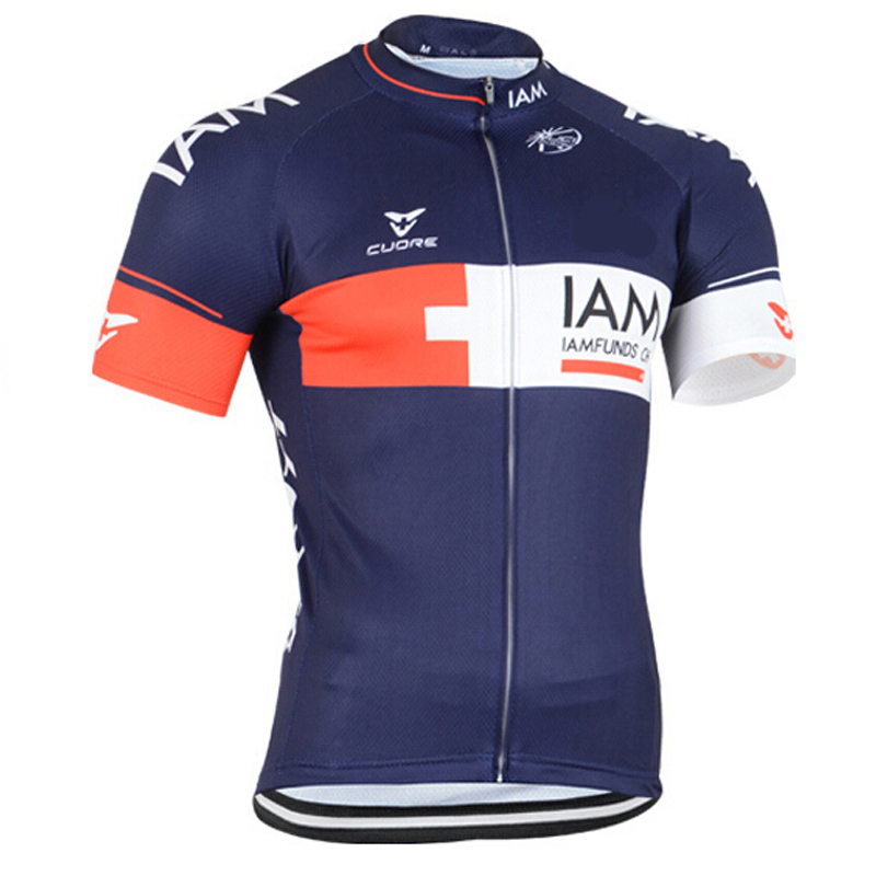 3 Colors Can Choose ! Summer Bicycle Clothes Ropa Ciclismo Man/Breathable Cycling Jerseys/Full Zip MTB Bike Clothing Sportswear(China (Mainland))