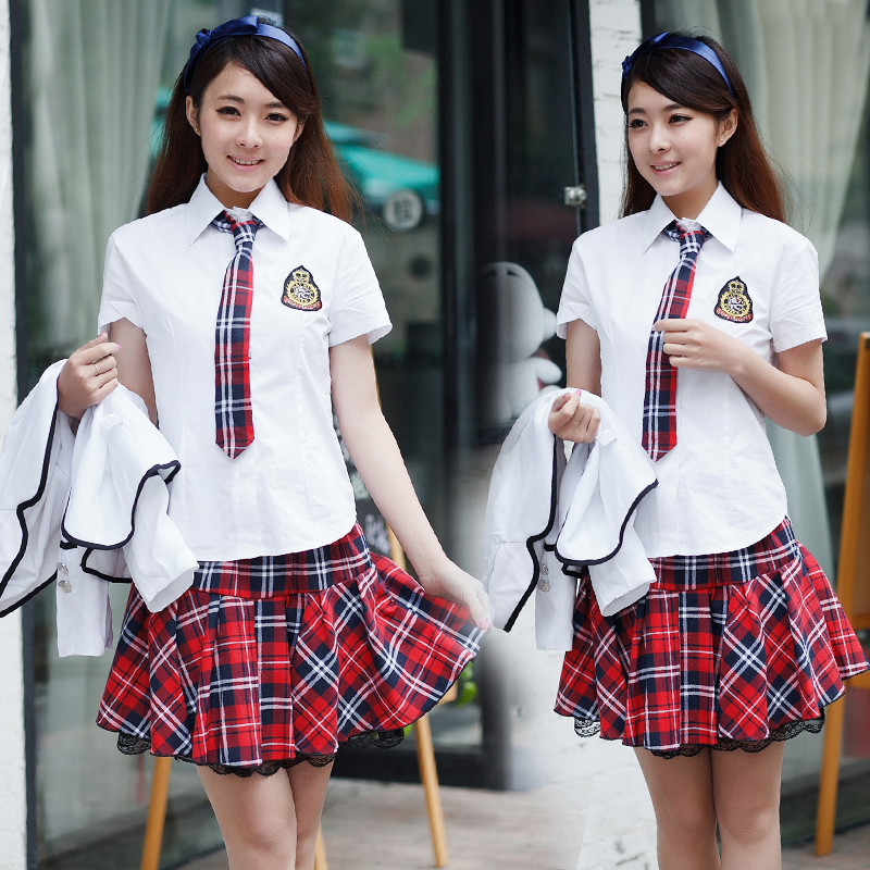 New Fashion Korean School Student Jk Uniform 6 Colors