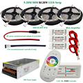 DC12V RGBW Led Light 5050 SMD Led Strip Tape 2 4G RGBW RF Remote controller