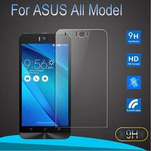 9H Premium Tempered Glass Case Screen Protector Film For ASUS Zenfone 4 5 6 Go Max Selfie 2 Laser C ZE500KL A450CG ZC550KL Case