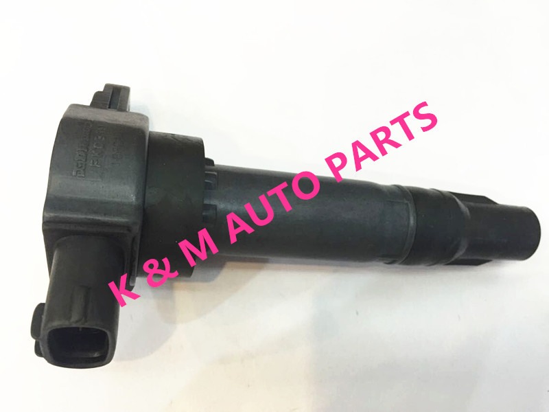 ORIGINAL GOOD QUALITY IGNITION COIL PACK FOR Mitsubishi Fortwo Coupe SMART FORTWO 1.0 MHD FK0319 1832A028(China (Mainland))