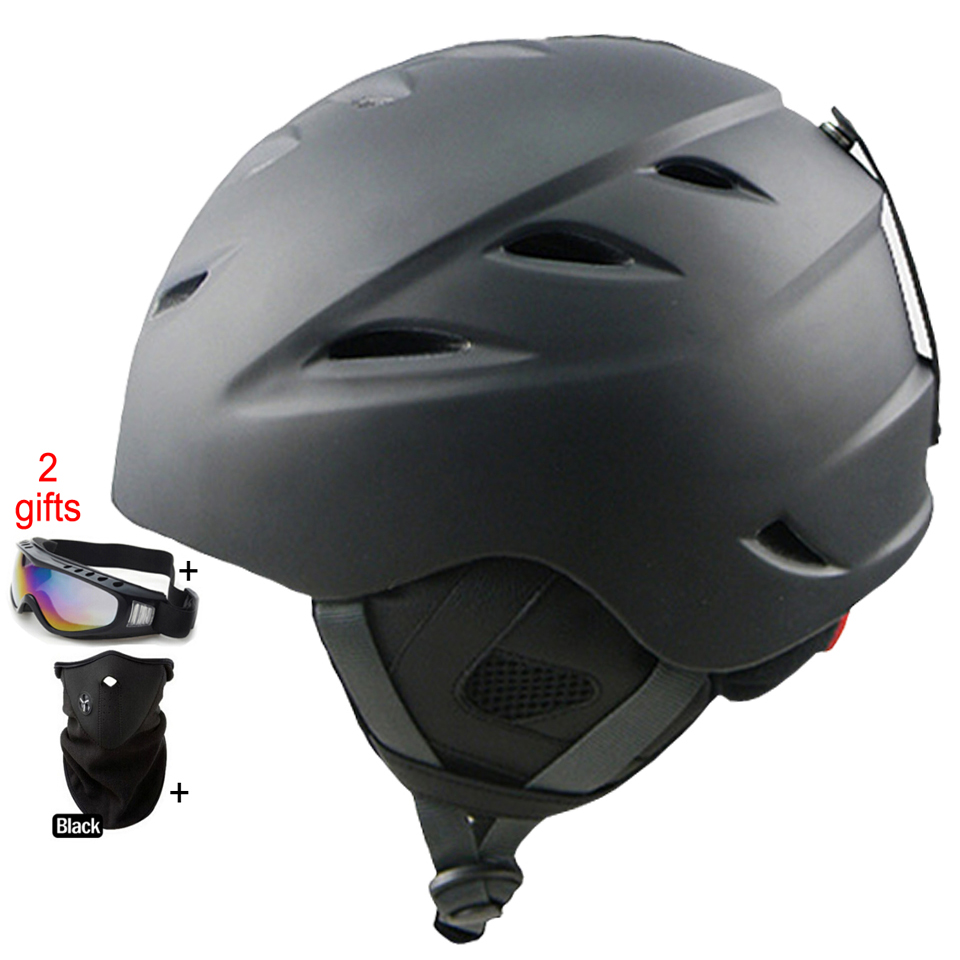 Ski Helmet Outdoor Sports Ultralight PC+EPS Skiing Helmet CE Certification Skateboard/Snowboard Helmet(China (Mainland))