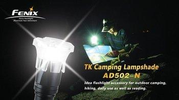 Fenix Camping TK Lampshade TK11, TK12, TK15 AD502-N