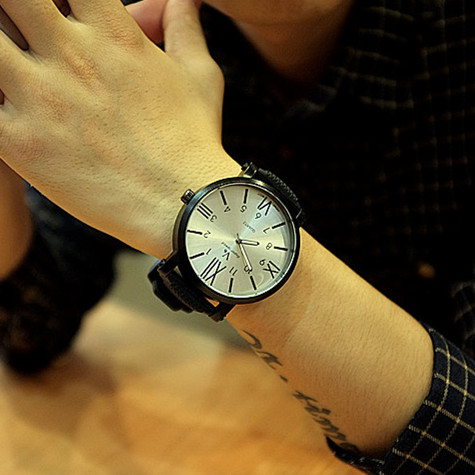 watch men led picture more detailed picture about 2015 fashion 2015 fashion watches new 50mm large dial watch men and women retro vintage big face quartz