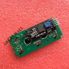 LCD1602+I2C LCD 1602 module Blue screen IIC/I2C for arduino LCD1602 Adapter plate(China (Mainland))