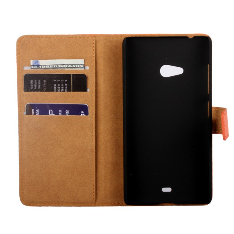 Microsoft Lumia 540 Genuine Wallet Case (14)