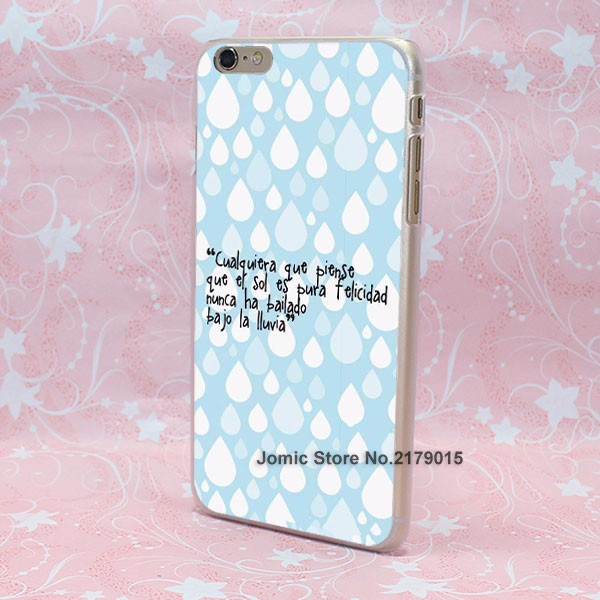 cute frases mr wonderful verano (1) hard transparent clear Cover Case for Apple iPhone SE 4 4s 5 5s 5c 6 6s Plus