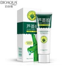 40g Aloe Vera Gel Skin Care Brand BIOAQUA Face Cream Hyaluronic Acid Anti Winkle Whitening Moisturizing Acne Treatment Cream