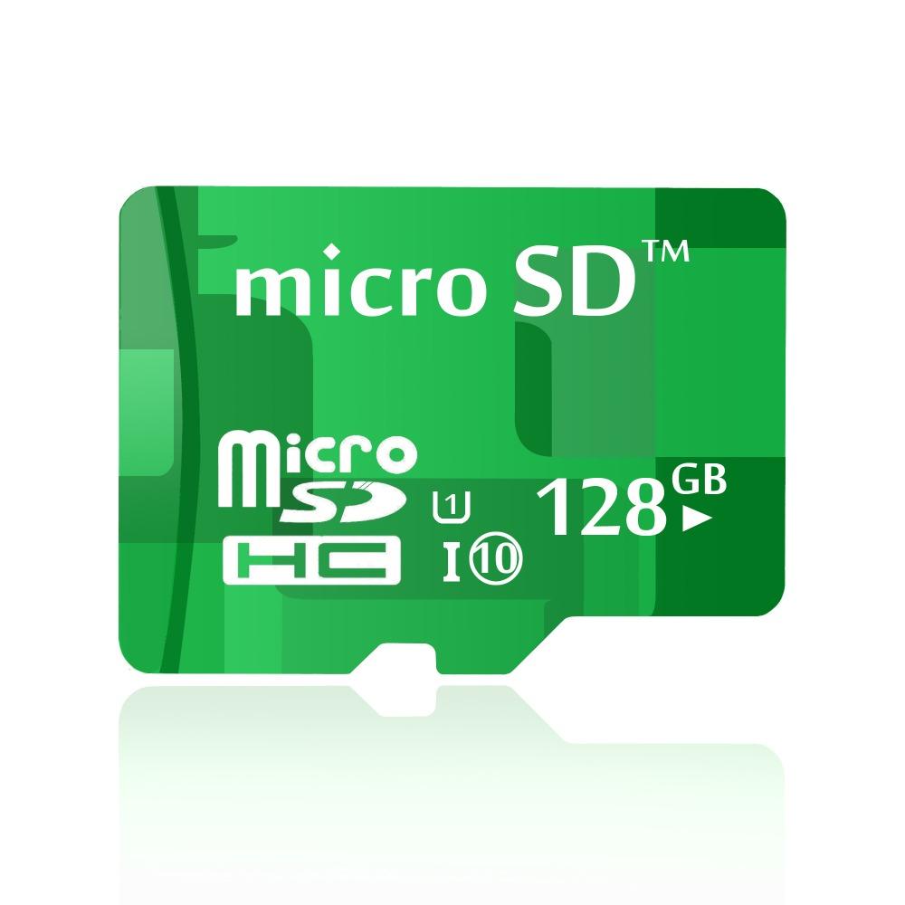 New Memory Card Micro SD Card Full Capacity 128MB 1GB 2GB 4GB 8GB 16GB 32GB 64GB 128GB Class 10 MicroSD TF Card XC(China (Mainland))