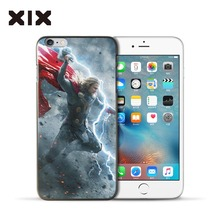2016 new arrivals cell phone covers for fundas iPhone 5 Marvel Avengers Thor hard PC cover for iPhone 5s case protect wholesale