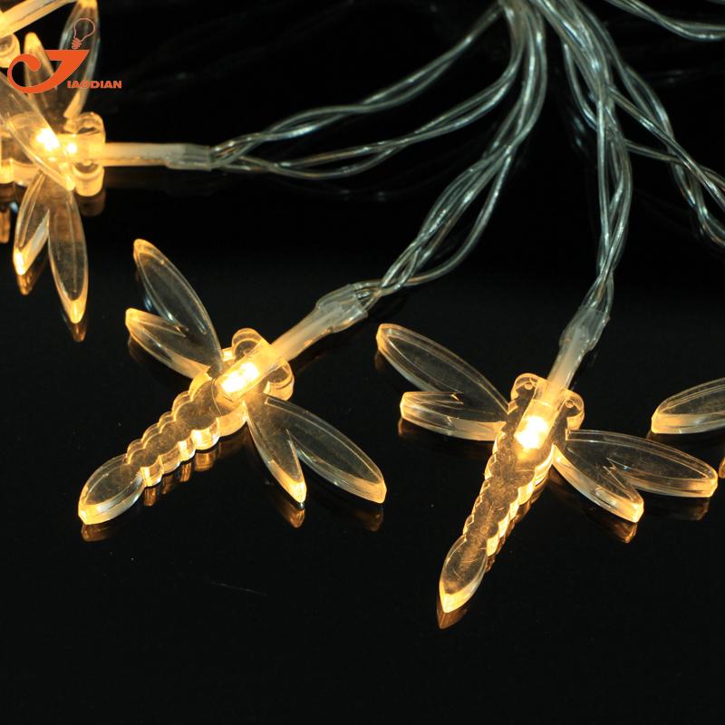 Popular Dragonfly String Lights-Buy Cheap Dragonfly String Lights lots from China Dragonfly ...
