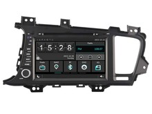 FOR KIA K5/OPTIMA 2011-2012 CAR DVD Player car stereo car audio head unit Capacitive Touch Screen SWC DVR car multimedia