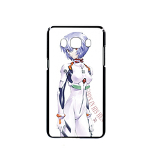 09813 Neon Genesis Evangelion red cell phone case cover for Samsung Galaxy J1 ACE J5 2015 J7 N9150