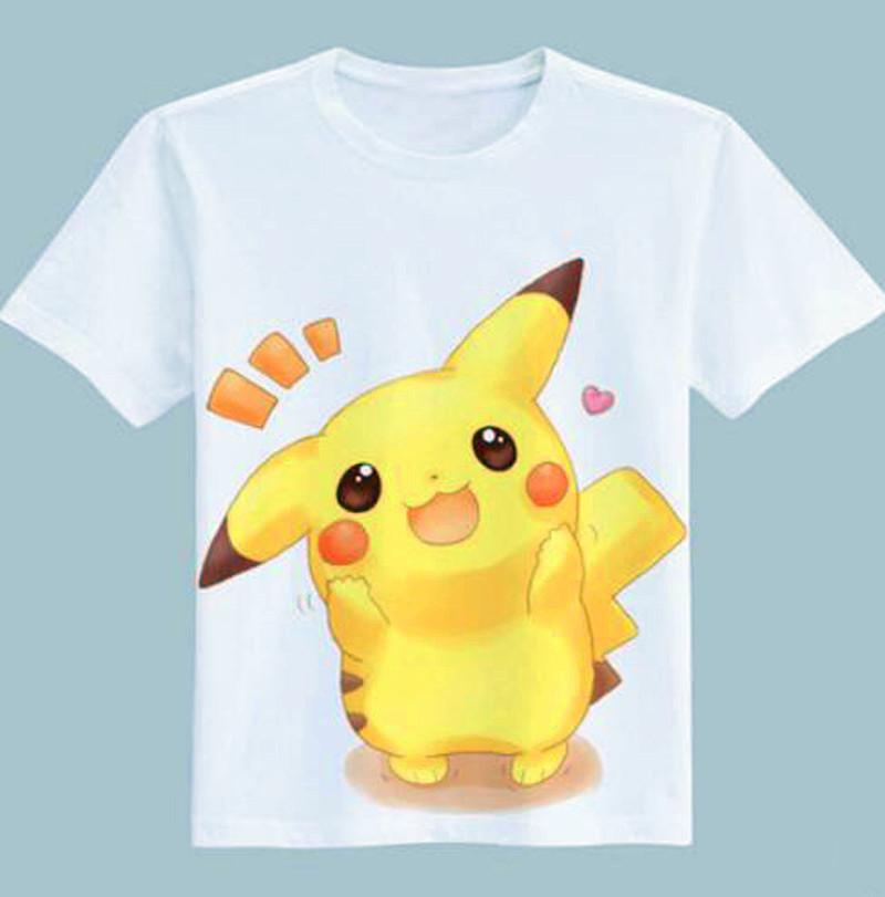 New Arrivals brand clothing 3D printed Pokemon go Pikachu t shirt for men fashion hip hop Men's t shirt hot tshirt homme cosplay(China (Mainland))