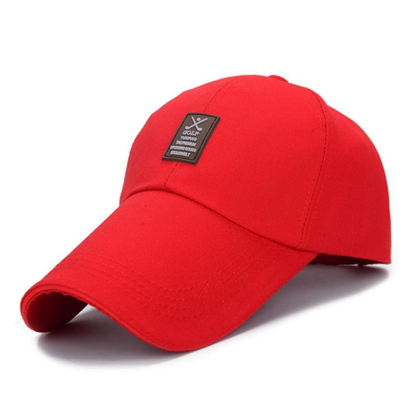 Unisex Men Women Sport Outdoor Exercise Baseball Cap Golf Hat Adjustable 1pc(China (Mainland))