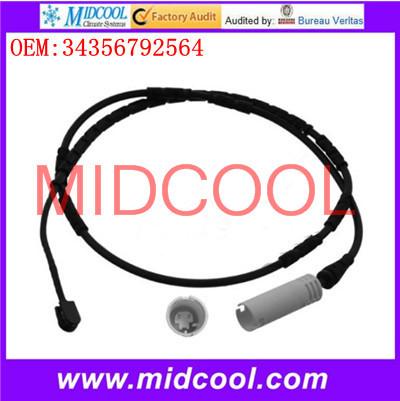 High Quality Anti Dust Brake Pad Sensor OE 34356792564(China (Mainland))